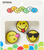Crocs™ Crocs SMILEY FUN 3 PACK G0692800-MU