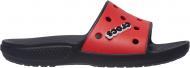 Crocs™ Classic Colorblock Slide Black/Flame