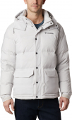 Columbia Rockfall Down Jacket Men's Nimbus Grey