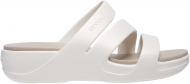 Crocs™ Monterey Wedge Womens Oyster