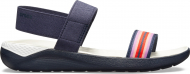 Crocs™ Women's LiteRide Sandal Navy Colorblock/Navy