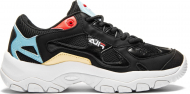 FILA Select Low Women's Black/Crystal Blue