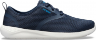 Crocs™ LiteRide Mesh Lace Men's Navy/White