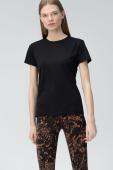 AUDIMAS Apranga Funkcionalūs marškinėliai 1821-227 Black