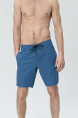 Audimas LONG MULTI-FUNCTIONAL BEACH SHORTS 2011-518 Dutch Blue