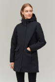 AUDIMAS  parka 2021-212 Black