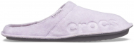 Crocs™ Baya Slipper Lavender/Slate Grey