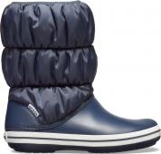 Crocs™ Winter Puff Boot Navy/White