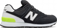 New Balance WL574 Black/White