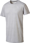 Puma Drirelease Graphic Tee Gray 05