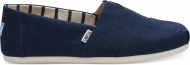 TOMS Heritage Canvas Men's Alpargata Majolica Blue 10016008