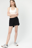 AUDIMAS Running shorts for women Black