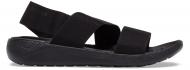 Crocs™ Literide Stretch Sandal Womens Black/Black