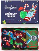 Happy Socks Macaulay Culkin Gift Box Multi 0100