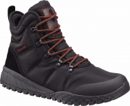 Columbia Fairbanks Omni-Heat Black/Rusty