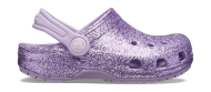 Crocs™ Kids' Classic Glitter Clog Lavender