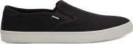 TOMS Heritage Canvas Men's Baja Sneaker Black