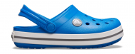 Crocs™ Kids' Crocband Clog Bright Cobalt/Charcoal