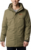 Columbia Rugged Path Parka Men's Stone Green