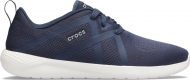 Crocs™ Literide Modform Lace Mens Navy/White