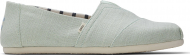 TOMS Heritage Canvas Men's Alpargata Green