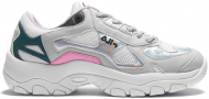 FILA Select Low Women's White/Gray Violet/Silver