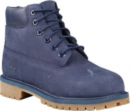 Timberland 6 In Premium Boot Junior's Medium Blue