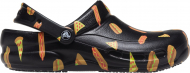 Crocs™ Bistro Graphic Clog Multi Black/Black