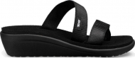 Teva Voya Loma Wedge Women's Livy Black