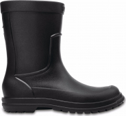 Crocs™ AllCast Rain Boot Black/Black
