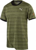 Puma PACE Breeze S/S Tee Green