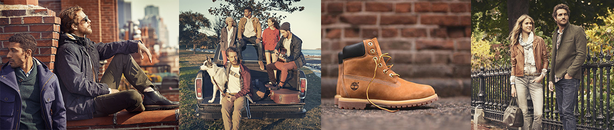 Timberland front