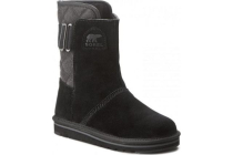 sorel-newbie-black-grill