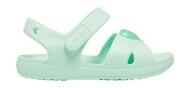 Crocs™ Classic Cross Strap Sandal PS Neo Mint