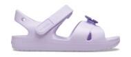 Crocs™ Classic Cross Strap Sandal PS Lavender