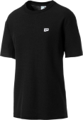 Puma Downtown Tee Black