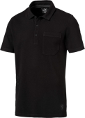 Puma Ferrari Polo Black